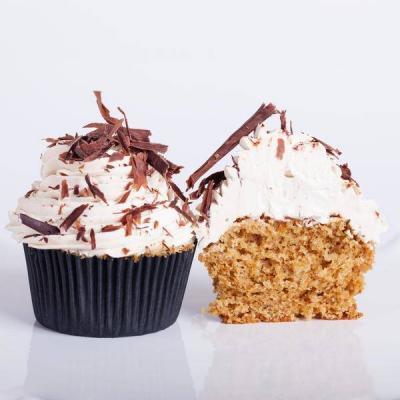 Coffee Mocha Cupcake