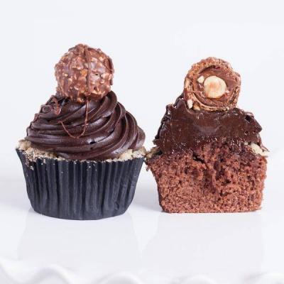 Ferrero Cupcakes