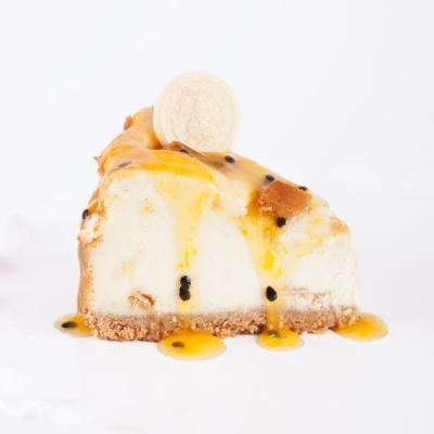 Granadilla Fudge Baked Cheesecake