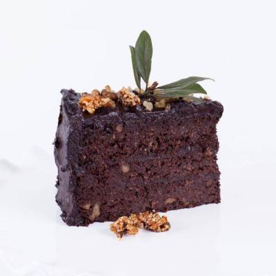 Paleo and Banting Chocolate Zucchini cake Gluten-free sugar-free cake dairy-free