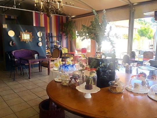 Inside Annica's