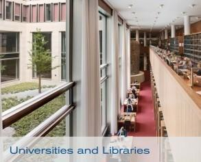Universities and Libraries