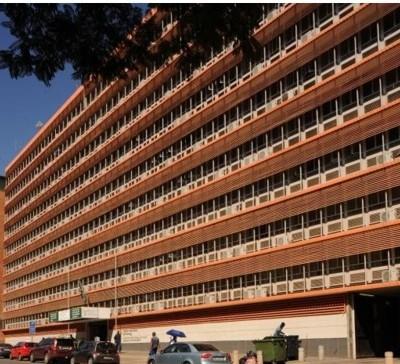 Solplaatjie Building