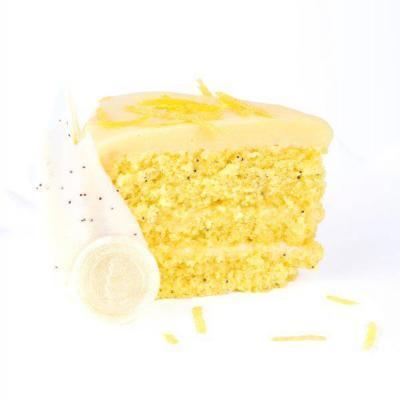 Lemon Poppy-seed