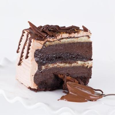 Nut-Ella Chocolate Mousse