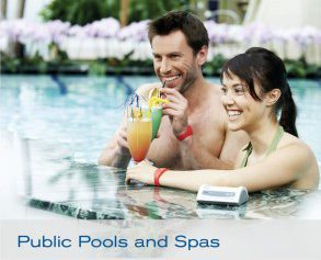Public Pools and Spas